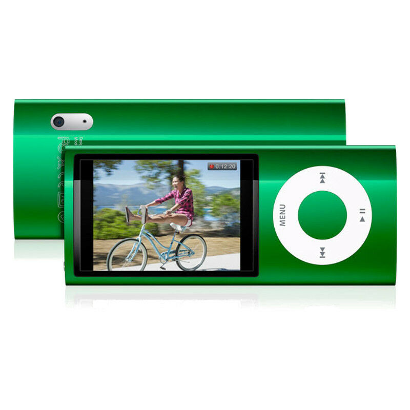 Apple iPod nano 5th Generation Green (16GB) 885909310692 ...