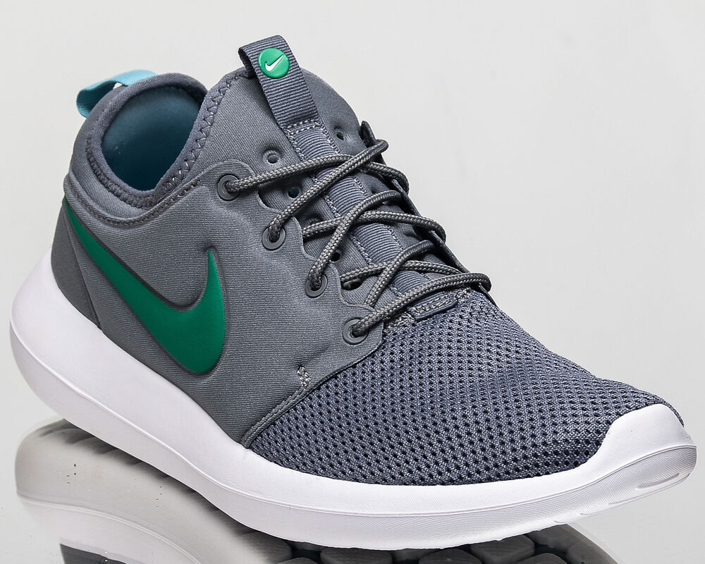 f23e5c190deb Details about Nike Roshe Two 2 men lifestyle casual sneakers NEW cool grey  green 844656-006