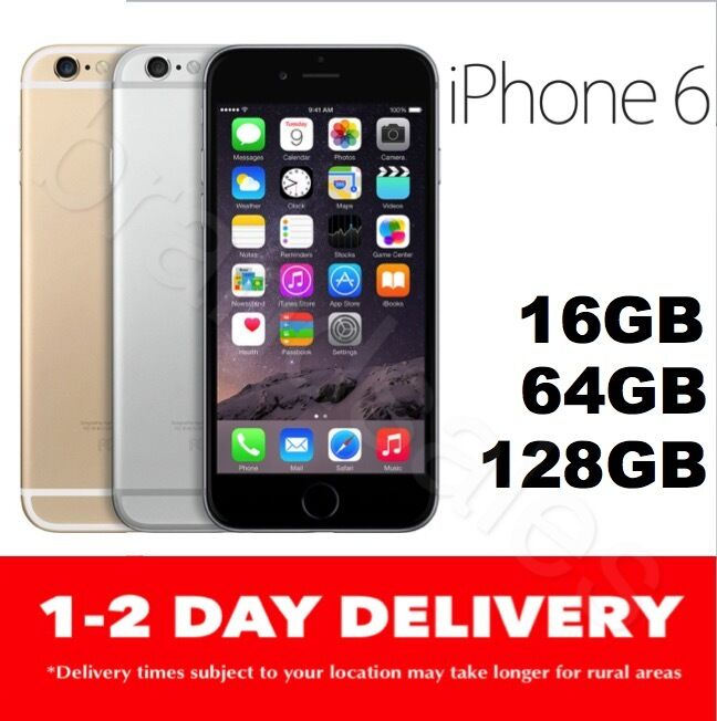 apple iphone 6 128gb as new apple iphone 6 16gb 64gb 128gb 4g 100 unlocked 3 8728