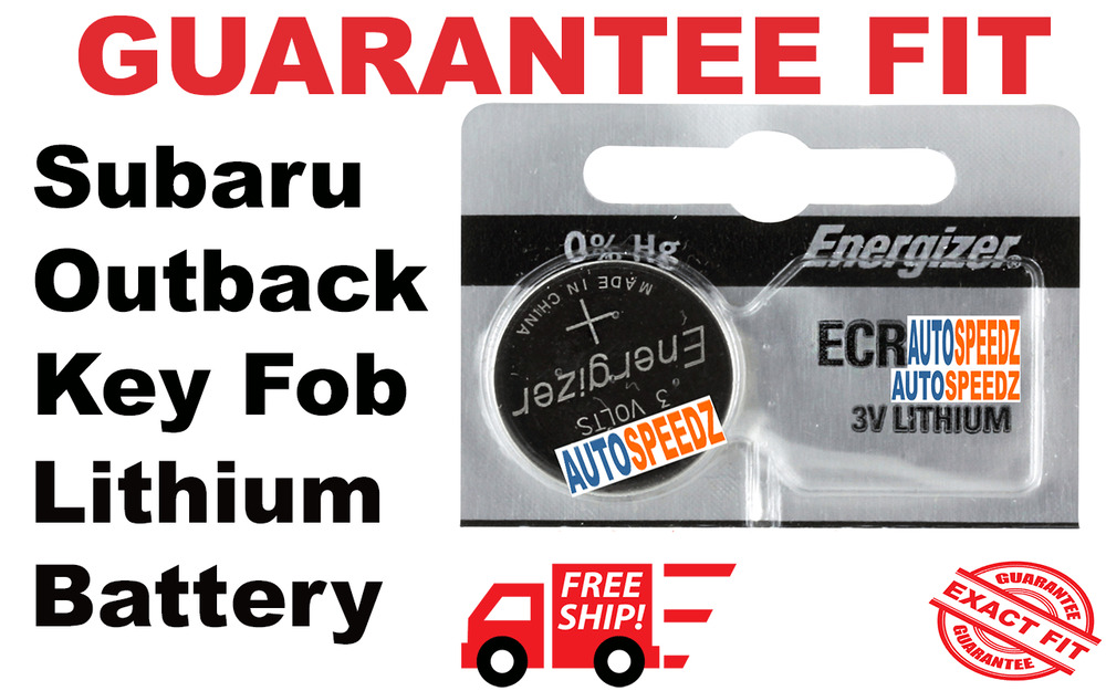 Mazda 3 Key Fob Battery >> 2005 - 2007 SUBARU OUTBACK KEY FOB BATTERY REPLACEMENT ...