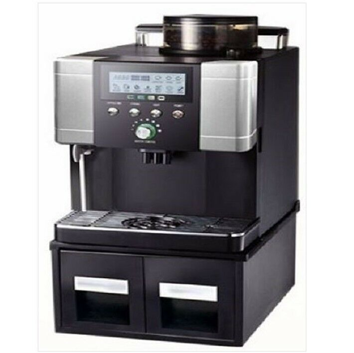 Automatic Coffee Maker For Office : CEBO Automatic Cappuccino Espresso Machine YCC 50 AB Hall Various Coffee Office eBay