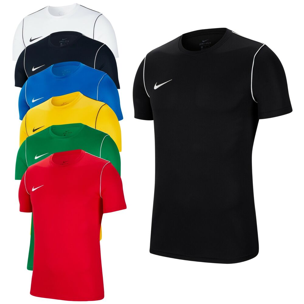 nike mens t shirt football training top gym sport dri fit. Black Bedroom Furniture Sets. Home Design Ideas