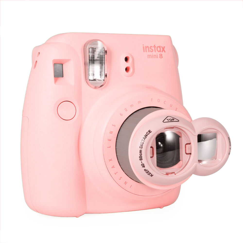Close up lens selfie mirror for fujifilm instax mini 9 8 for Housse instax mini 9