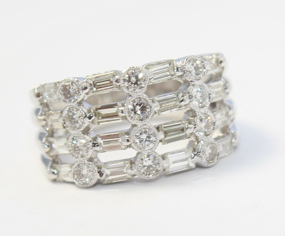Ebay Diamond Ring Band