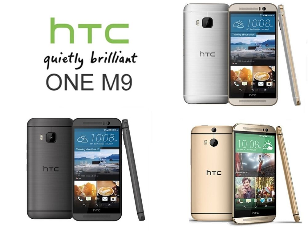 htc one m9 octa core 5 zoll 20 0mp smartphone 32gb 4g. Black Bedroom Furniture Sets. Home Design Ideas