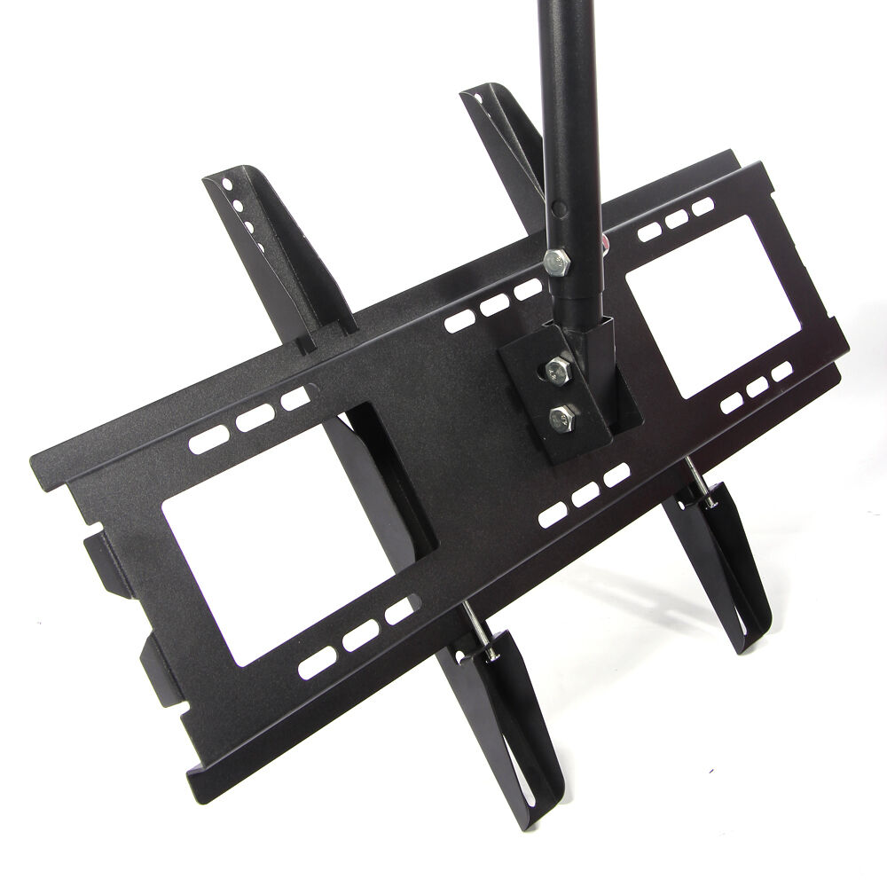 Lcd Ceiling Mount: Tilt Ceiling TV Mount Plasma LCD Flat Screen Bracket 32 37