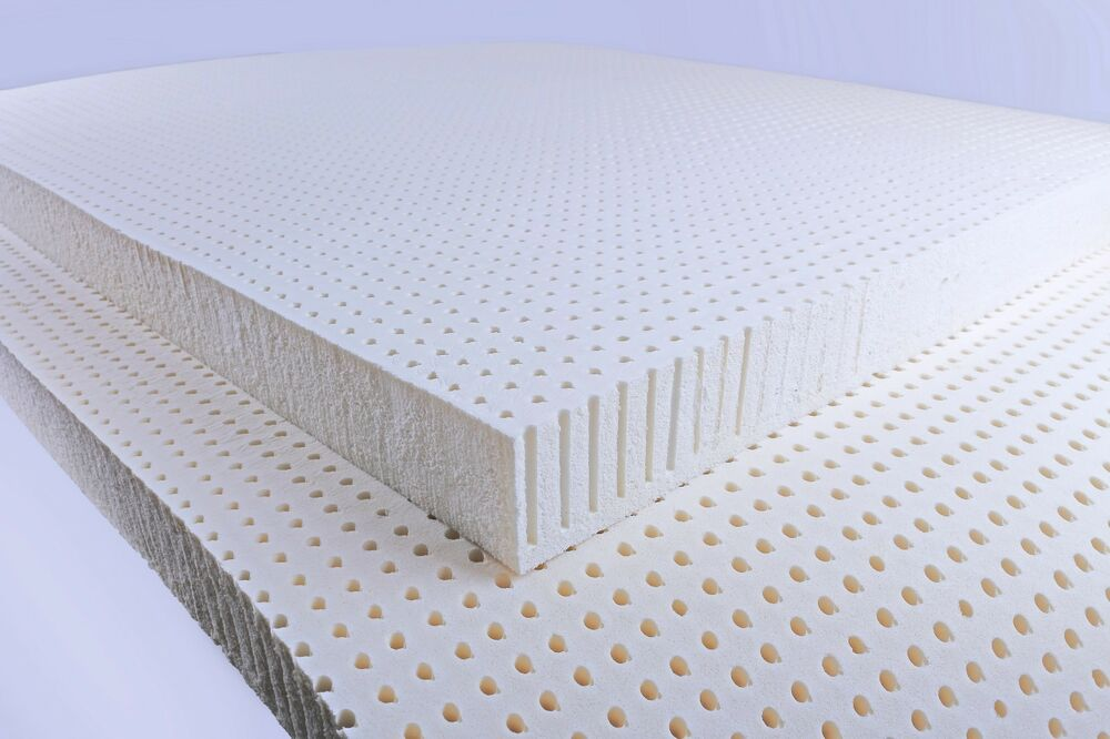 Talalay Latex Mattress Toppers Ebay