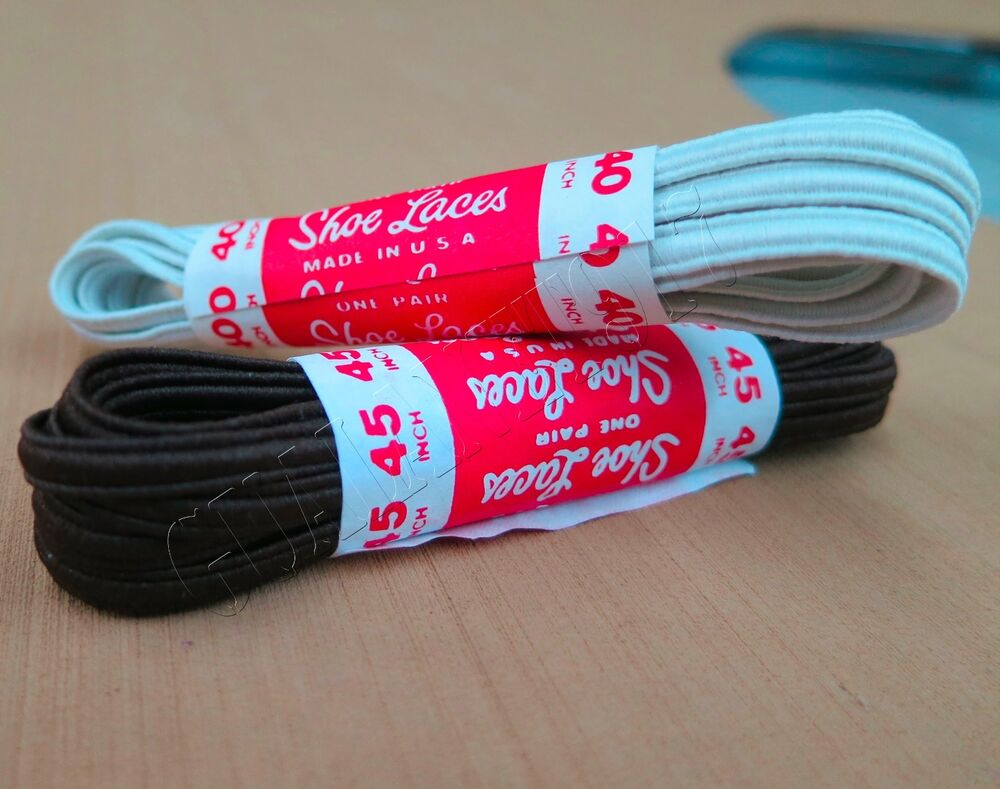 Dress Stretch Shoe Laces