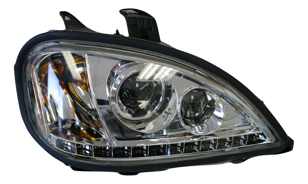 Freightliner Fld Projector Headlights : Freightliner columbia projector led headlight passenger