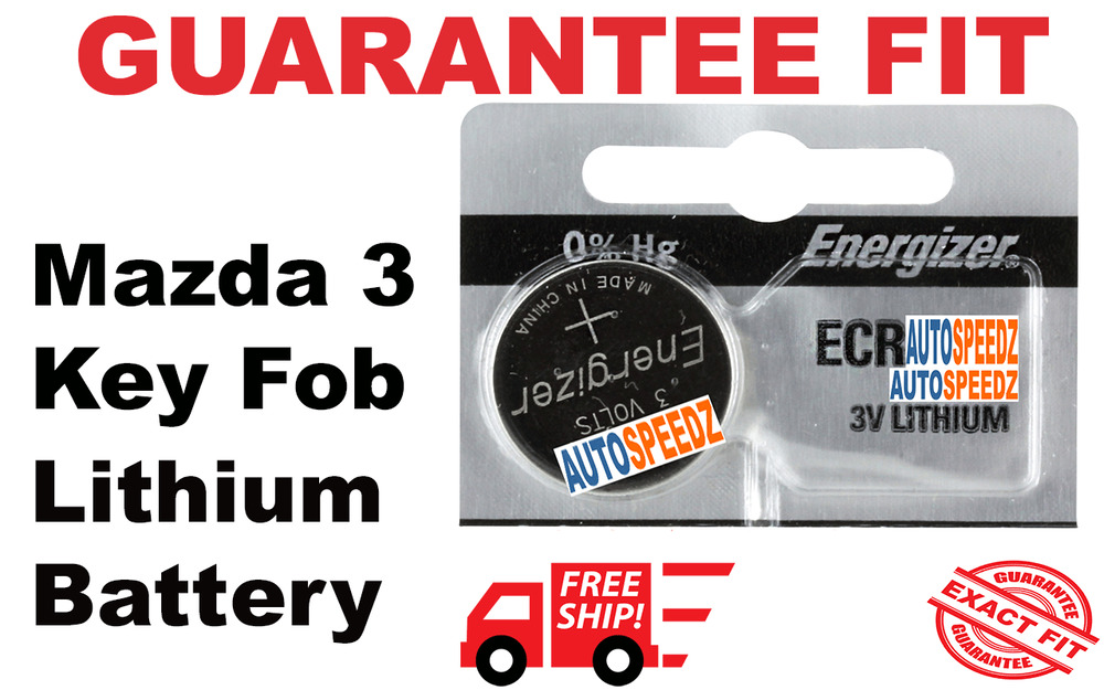 What Battery For My Car Key Mazda