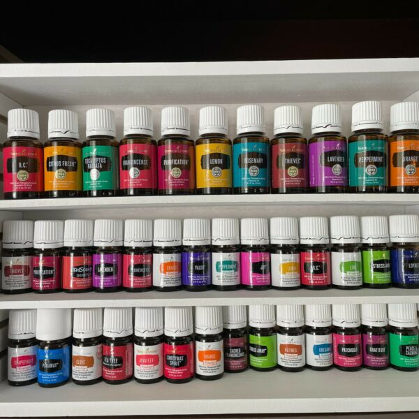 Young Living Essential Oils ~ 5ml & 15ml ~ FREE SHIPPING! ~ NEW!