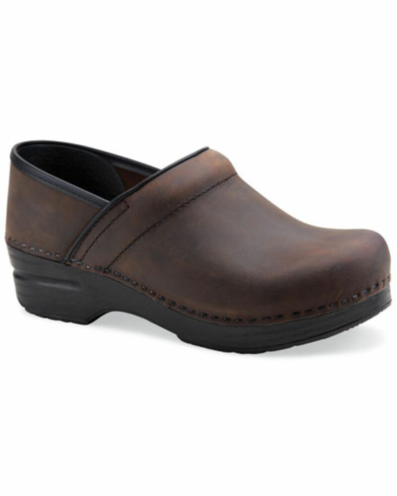 Dansko Oiled Leather Shoes
