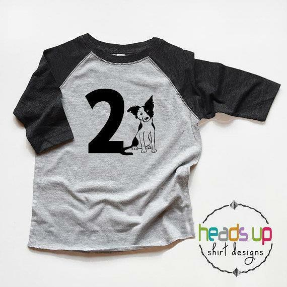 Details About 2nd Birthday Dog Shirt
