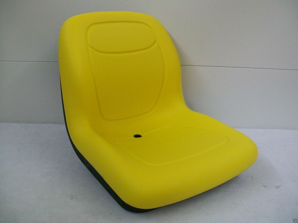 Milsco Xb Seat 200 : Yellow xb high back seat for john deere gators made in