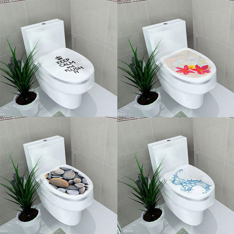 wandbilder wc deckel aufkleber toiletten sticker bad wandtattoo klo wc sitz deko ebay. Black Bedroom Furniture Sets. Home Design Ideas