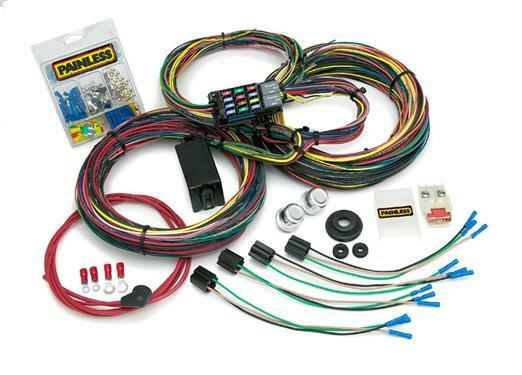Painless Wiring 10127 Dodge Challenger    Charger