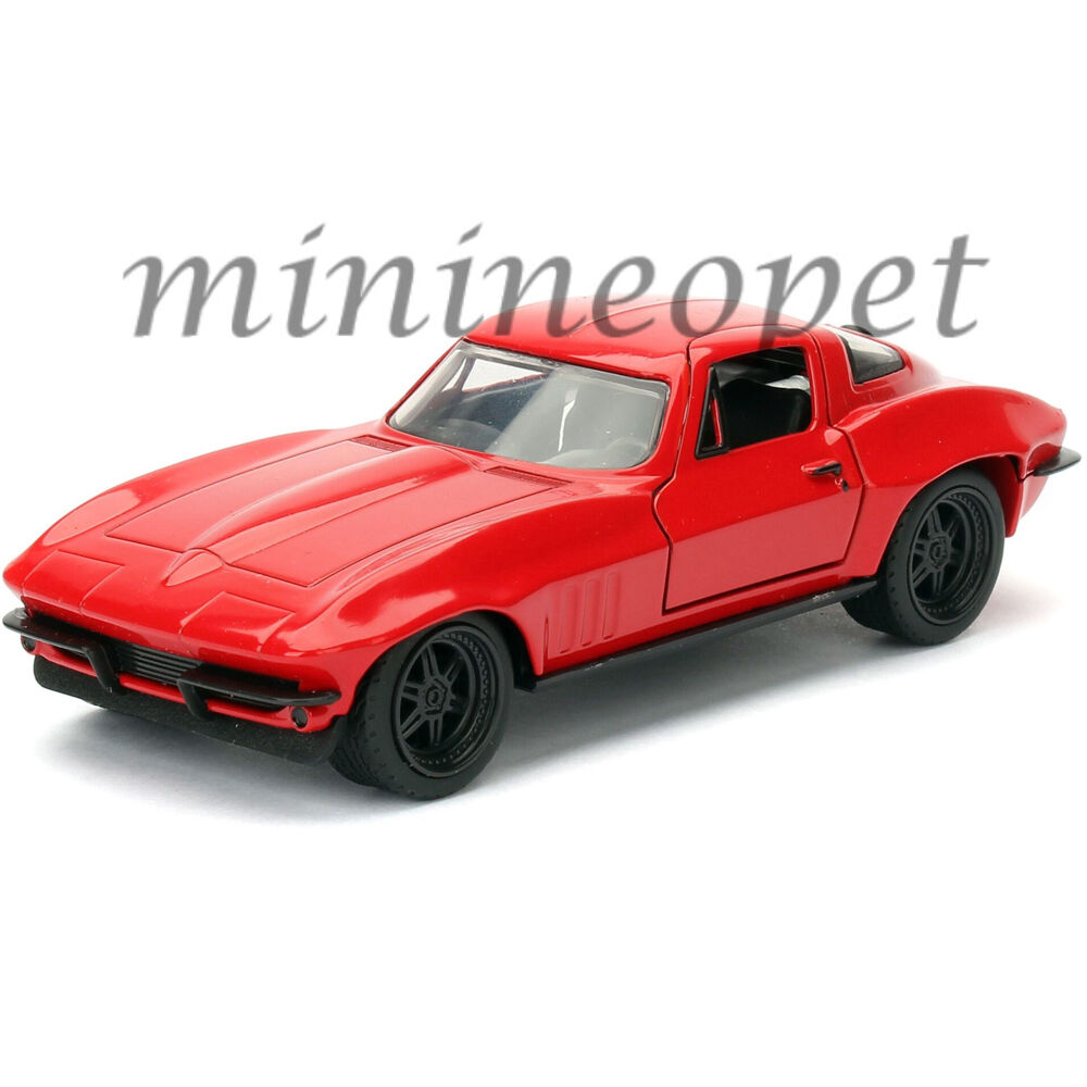 JADA 98306 FAST AND FURIOUS 8 LETTY'S CHEVY CORVETTE 1/32