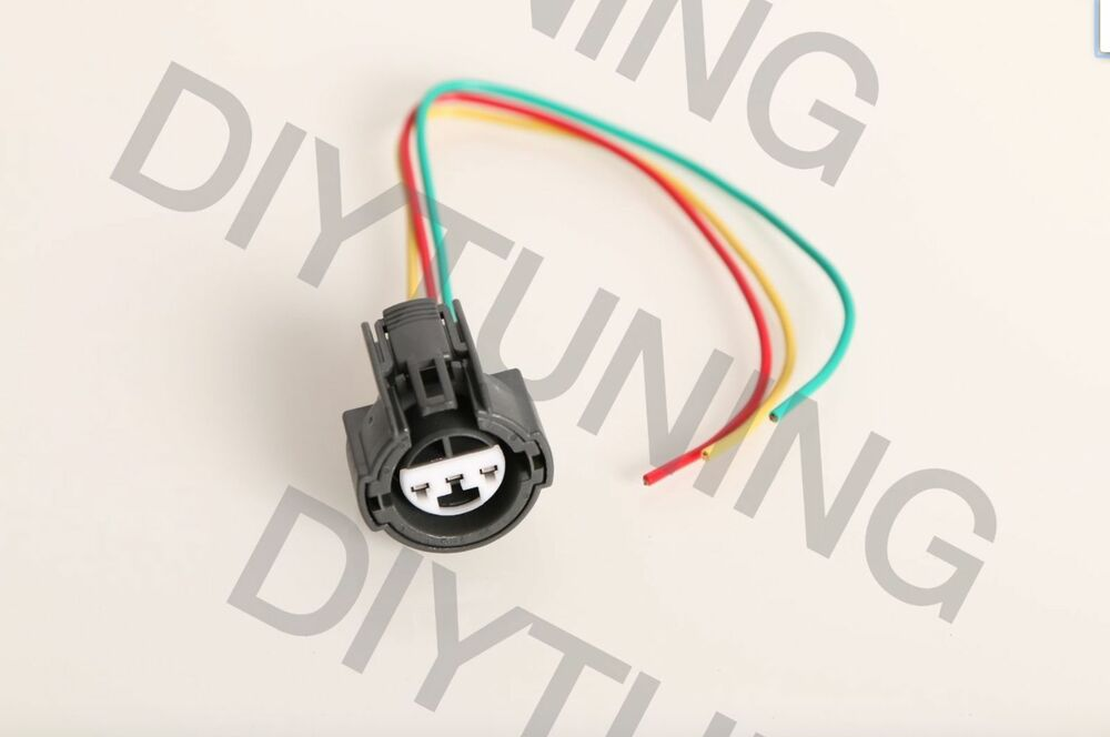 New Throttle Position Sensor Pigtail Wire Plug   Tps   For Acura  U0026 Honda