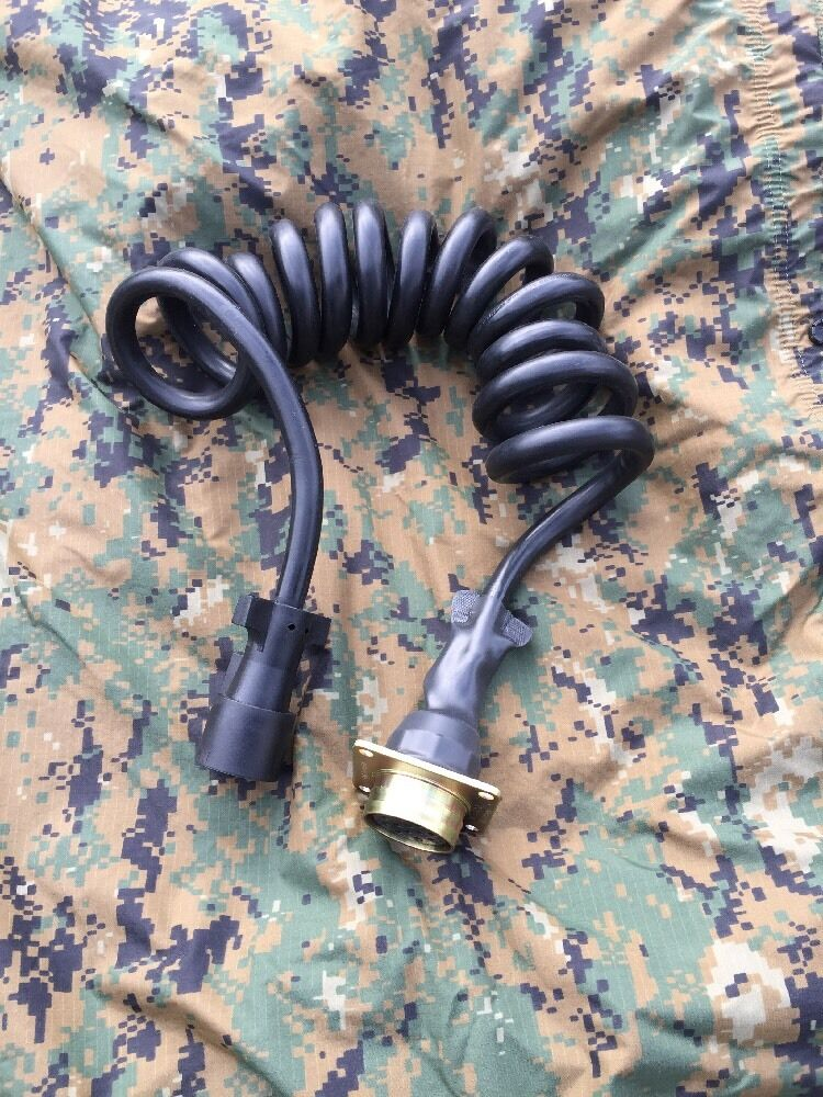 Military Trailer Harness Adapter M101a2 M416 M105 M1101