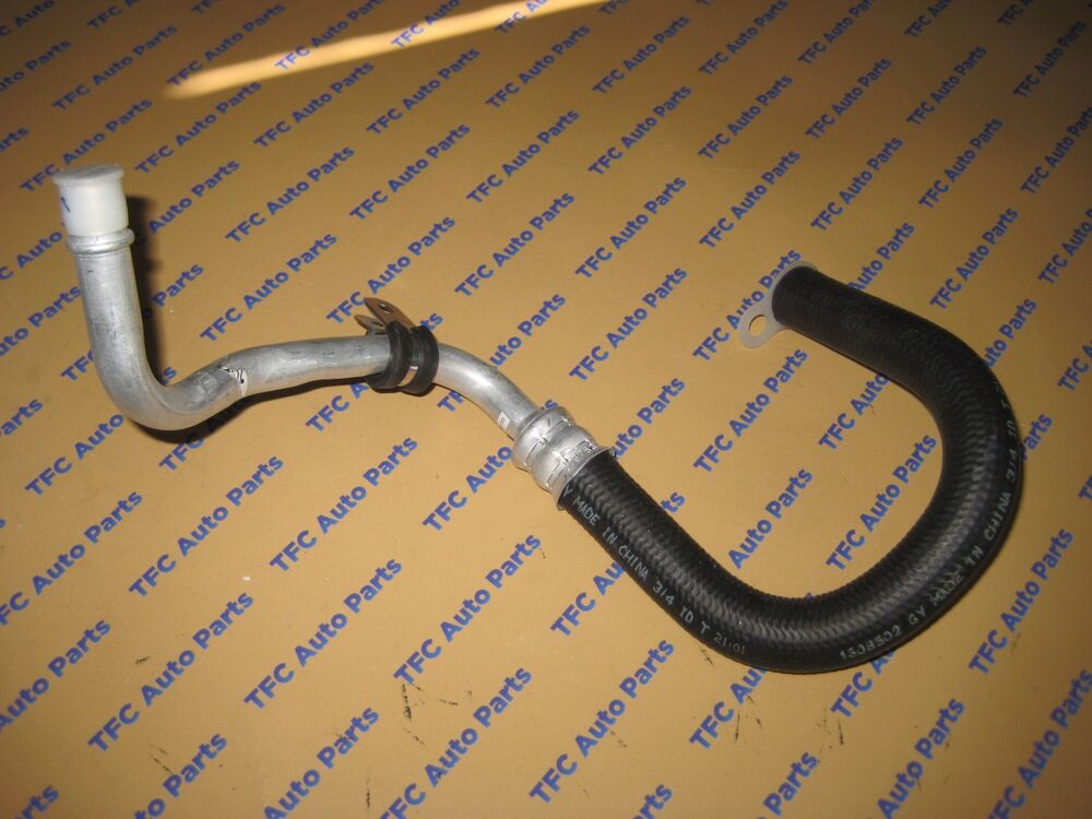 S L on 91 Chevy Truck Fuel Lines