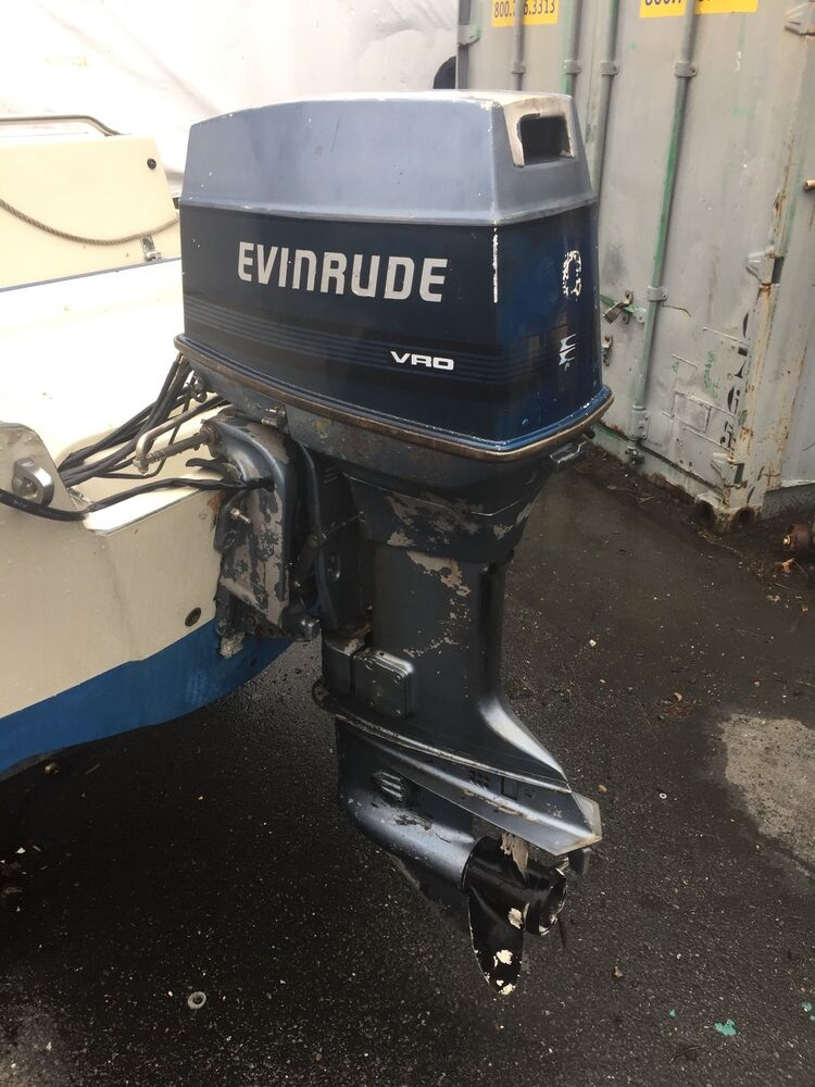 1988 Evinrude Johnson Omc 70 Hp Carbureted 20 U0026quot  Outboard