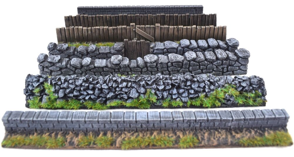 Wws dry stone wall rubble wooden fence brick painted - Watch over the garden wall online free ...