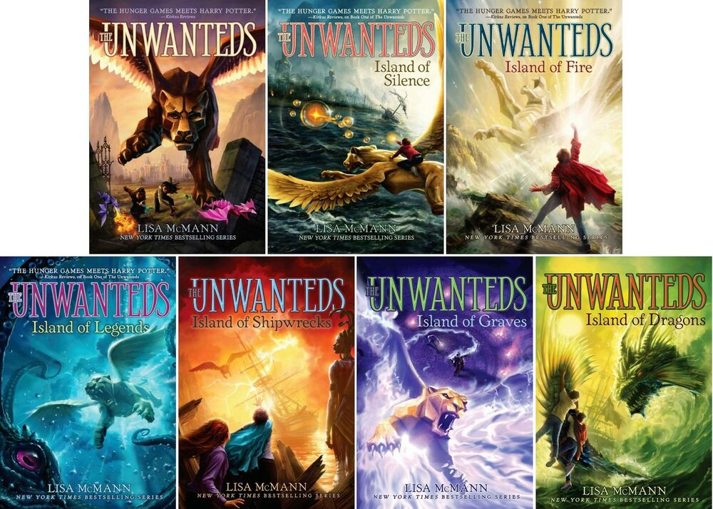 Image result for the unwanteds series