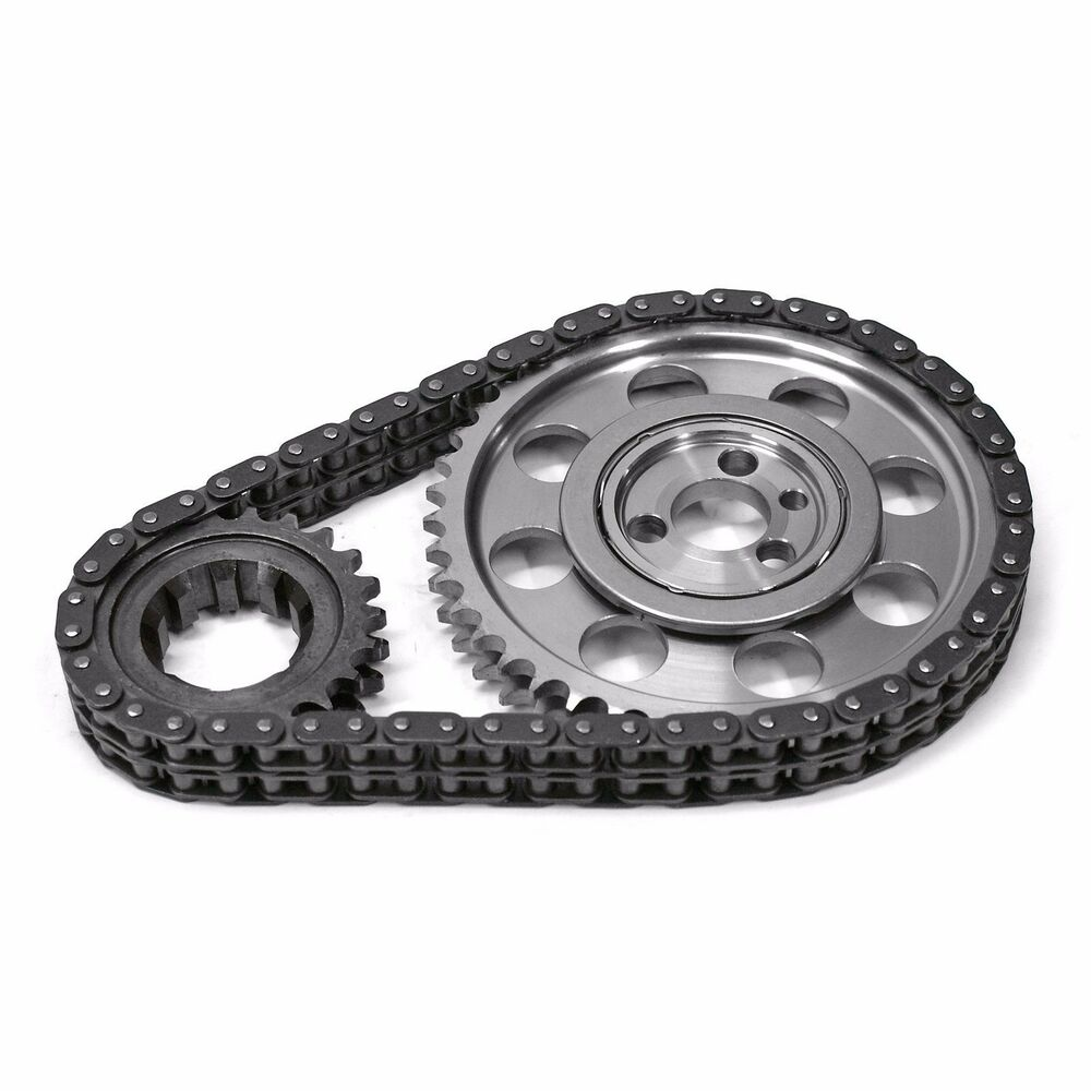 Scorpion Small Block Chevy Double Roller Timing Chain Set