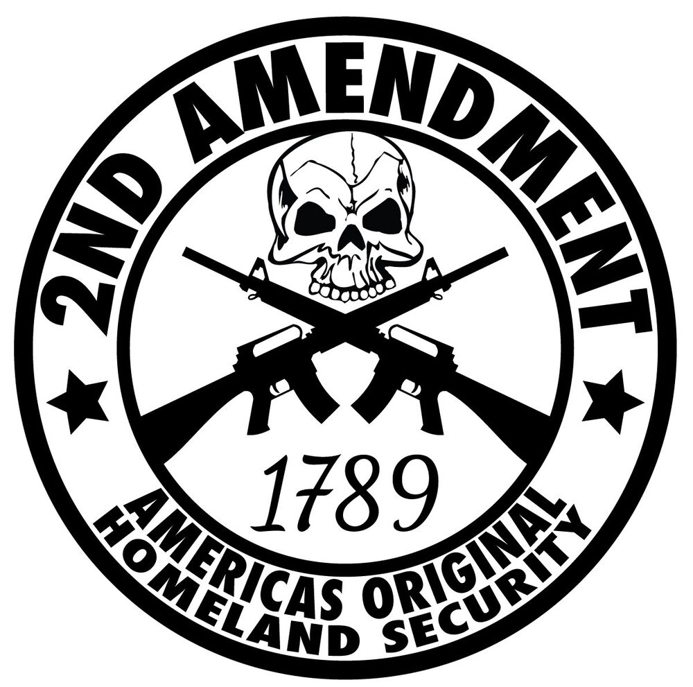 2nd Amendment Americas Original Homeland Security Car