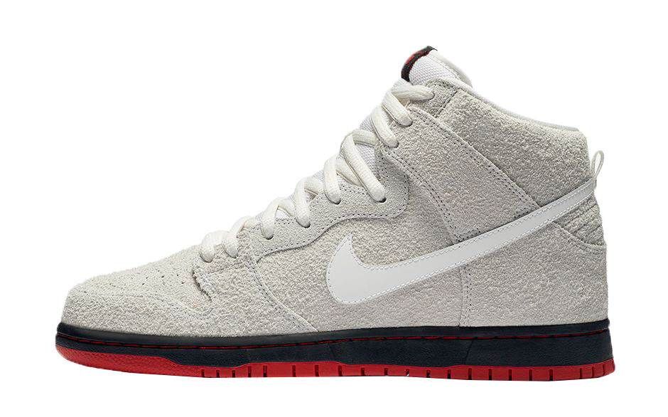 another chance c1826 24f91 Nike SB DUNK HIGH TRD QS Summit White Black Sheep Discounted (646) Mens  Shoes  eBay