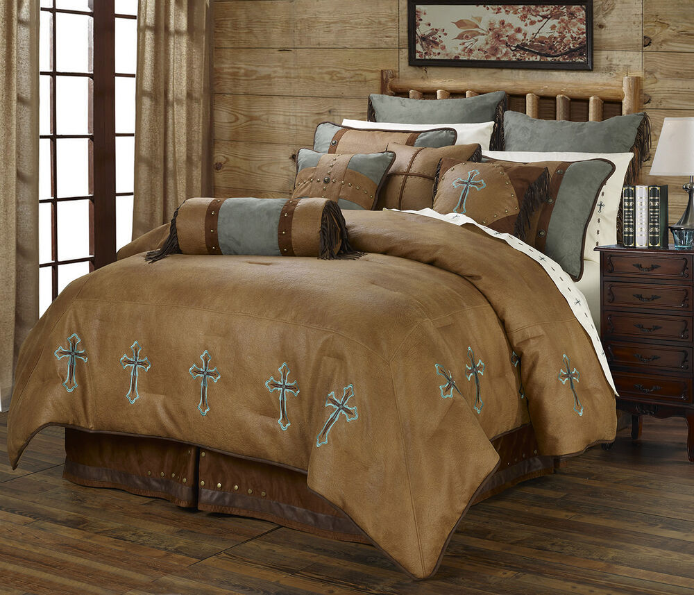 Western Cross Bed Sets