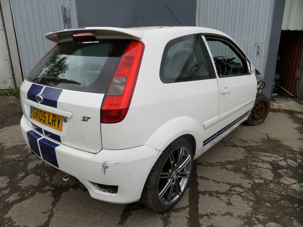 ford fiesta st 150 mk6 white breaking spares 2002 2008 side repeater clear ebay. Black Bedroom Furniture Sets. Home Design Ideas
