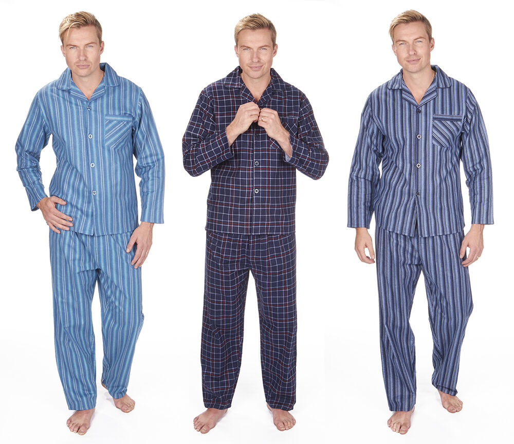 Club Room Men S Flannel Pajamas Set