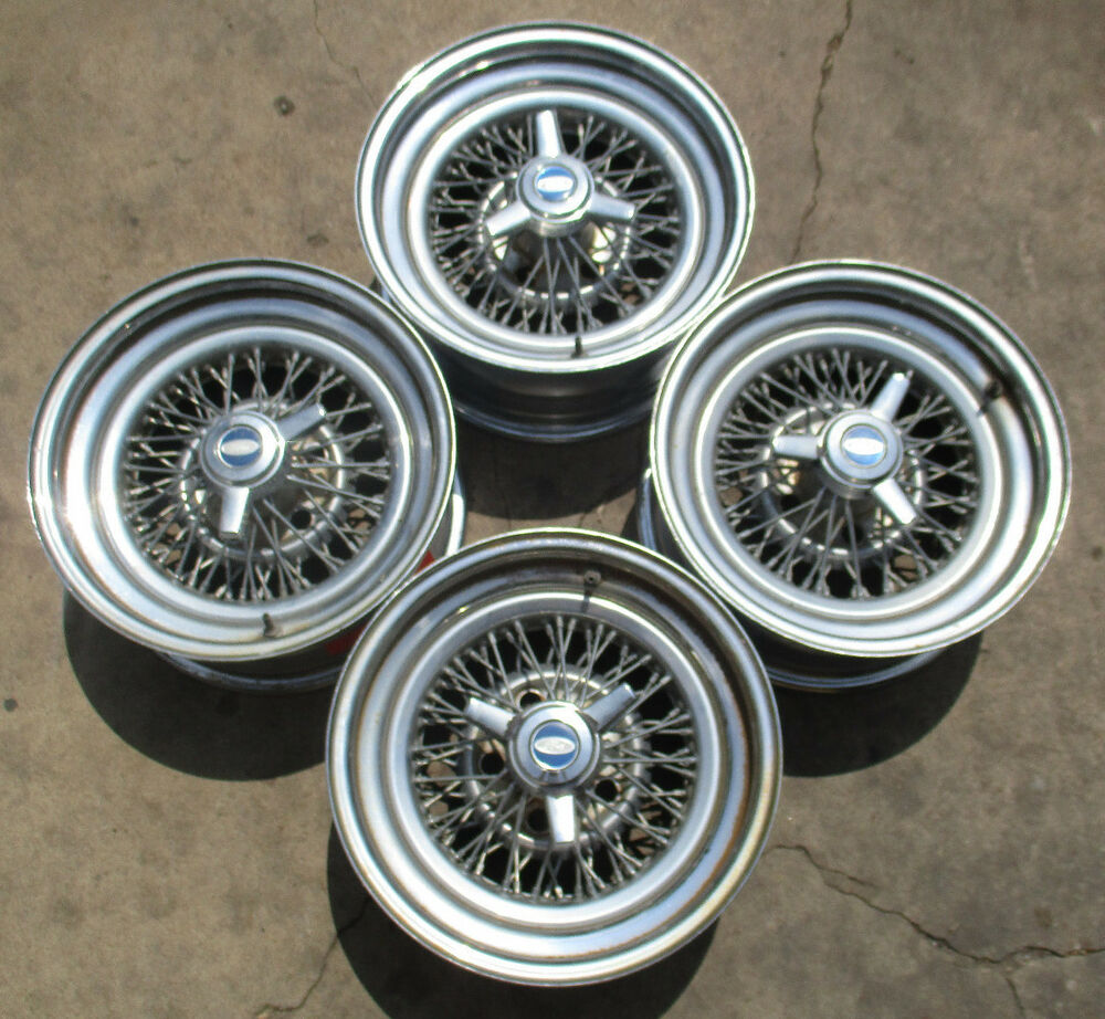 Car Wire Wheels Uk