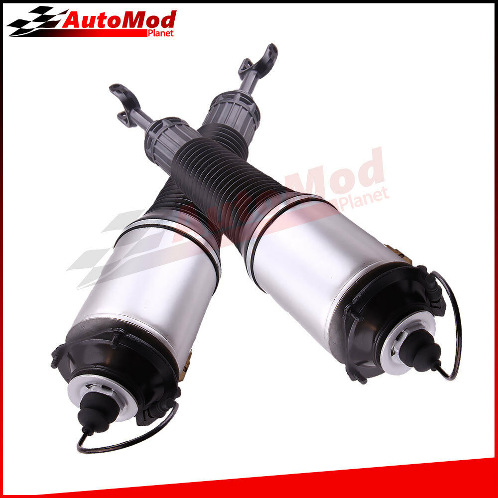 Front Pair Oem Air Strut Spring: Pair Front Air Suspension Spring Strut Absorber 4E0616039