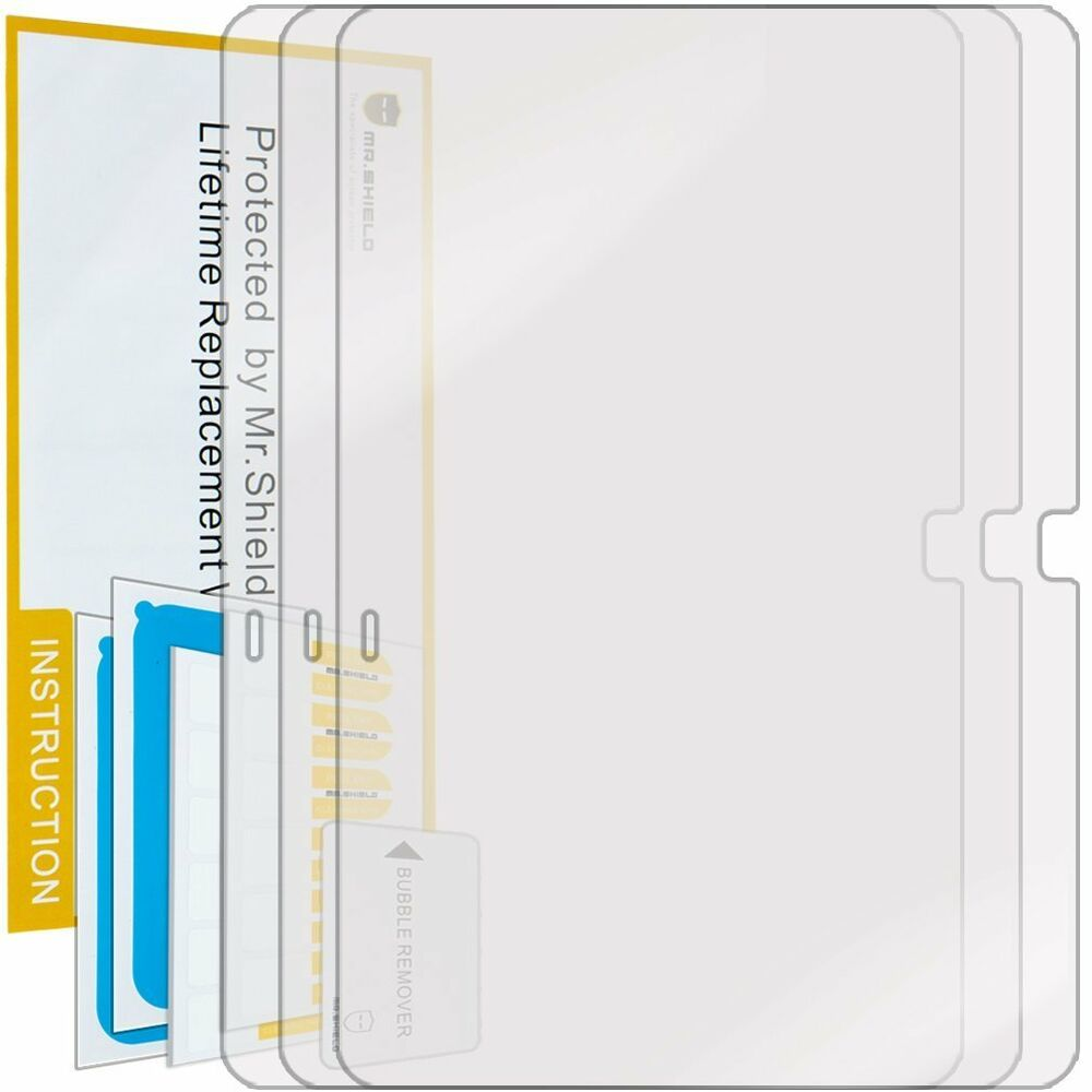 3 pack screen protector for samsung galaxy note pro 12 2. Black Bedroom Furniture Sets. Home Design Ideas