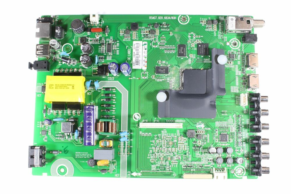 Hisense 40 U0026quot  40h5b 40h5c1 200536 200538 Main Video   Power