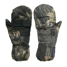 Gloves Winter Hunting Camo Finger Camouflage Warm Shooting Mossy Oak 995
