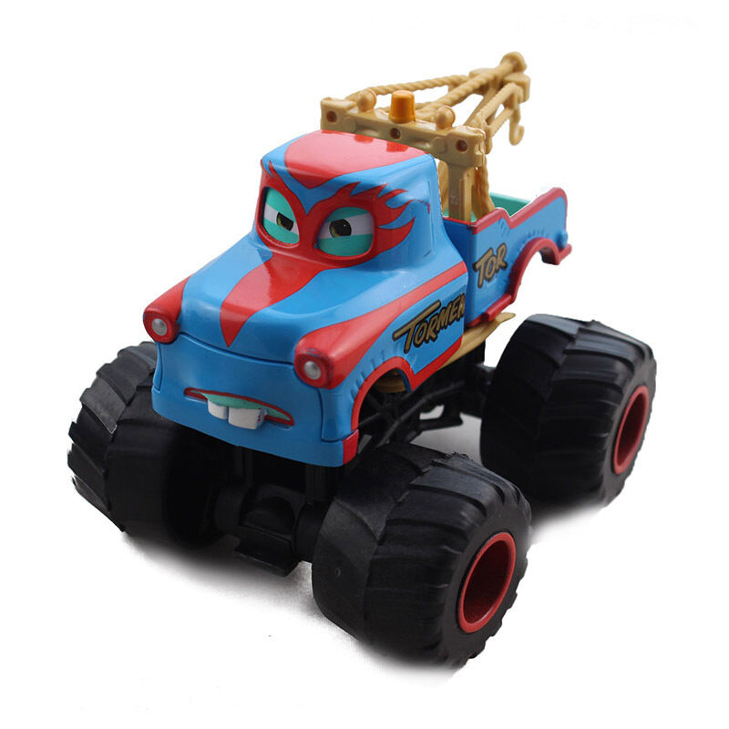 mt cars 2 the tormentor monster truck mater diecast toy car 155 loose kids - Monster Truck Mater Coloring Page
