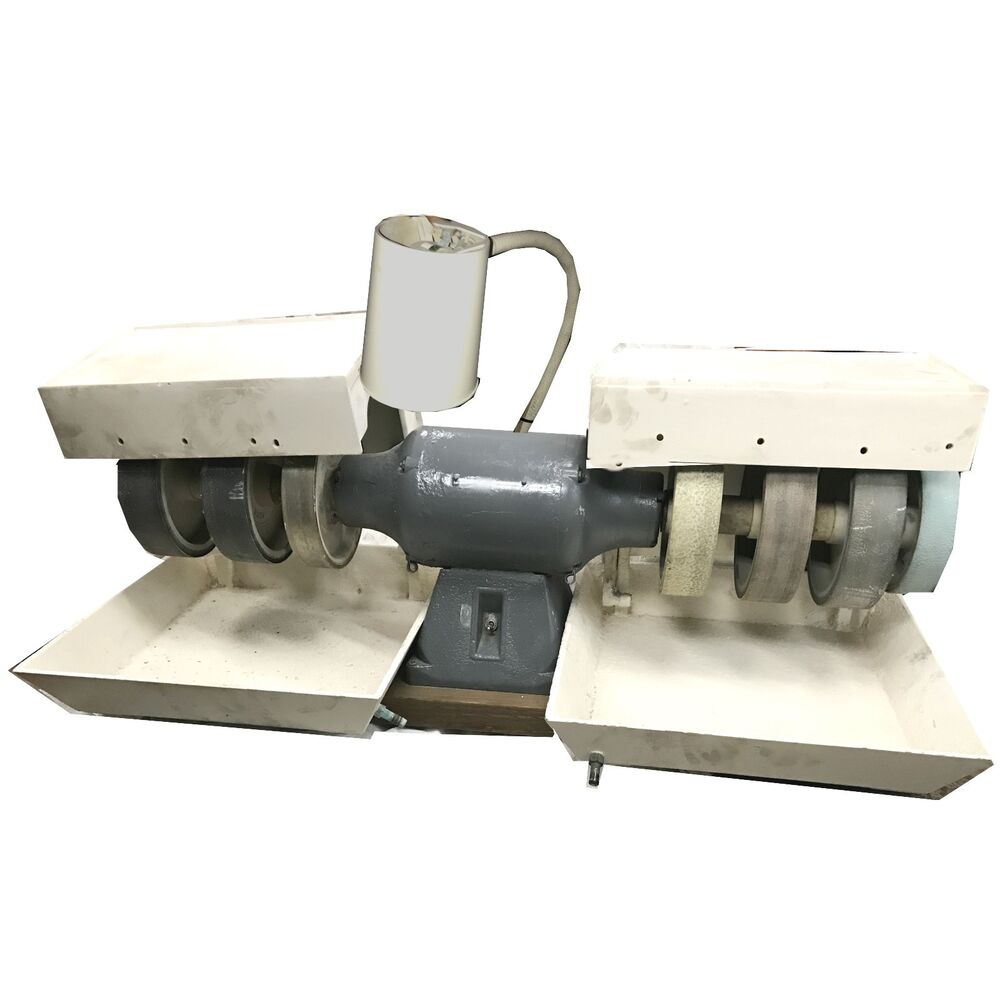 Used Diamond Pacific Titan 8 Quot Lapidary Grinder Polisher 7