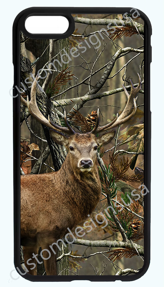 Hunting camo deer buck camo phone case cover for iphone x - Browning deer cell phone wallpaper ...