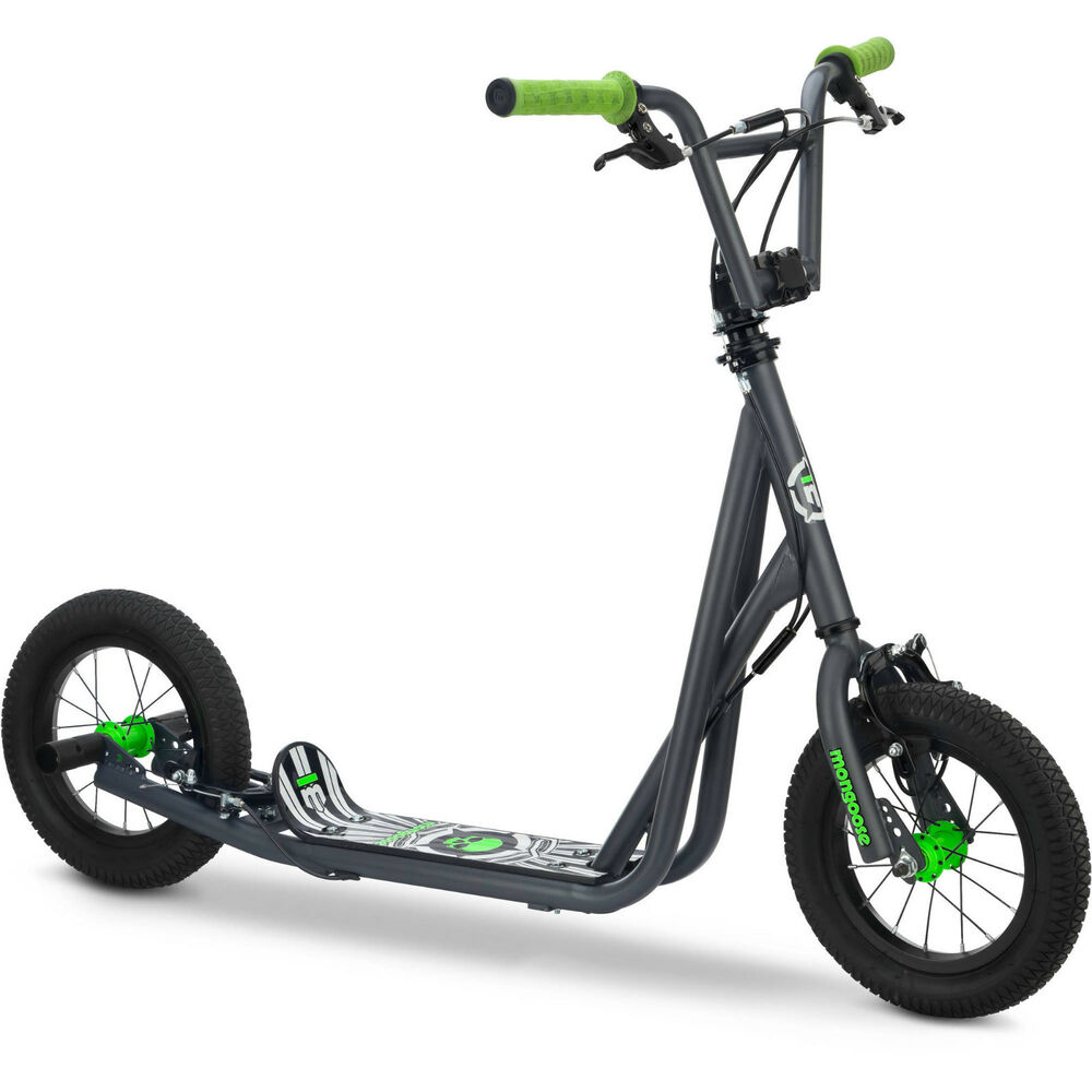 how to ride scooter for kids