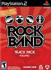 Rock Band Track Pack Vol. 2 PS2 NEW FACTORY SEALED (Sony PlayStation 2, 2008)