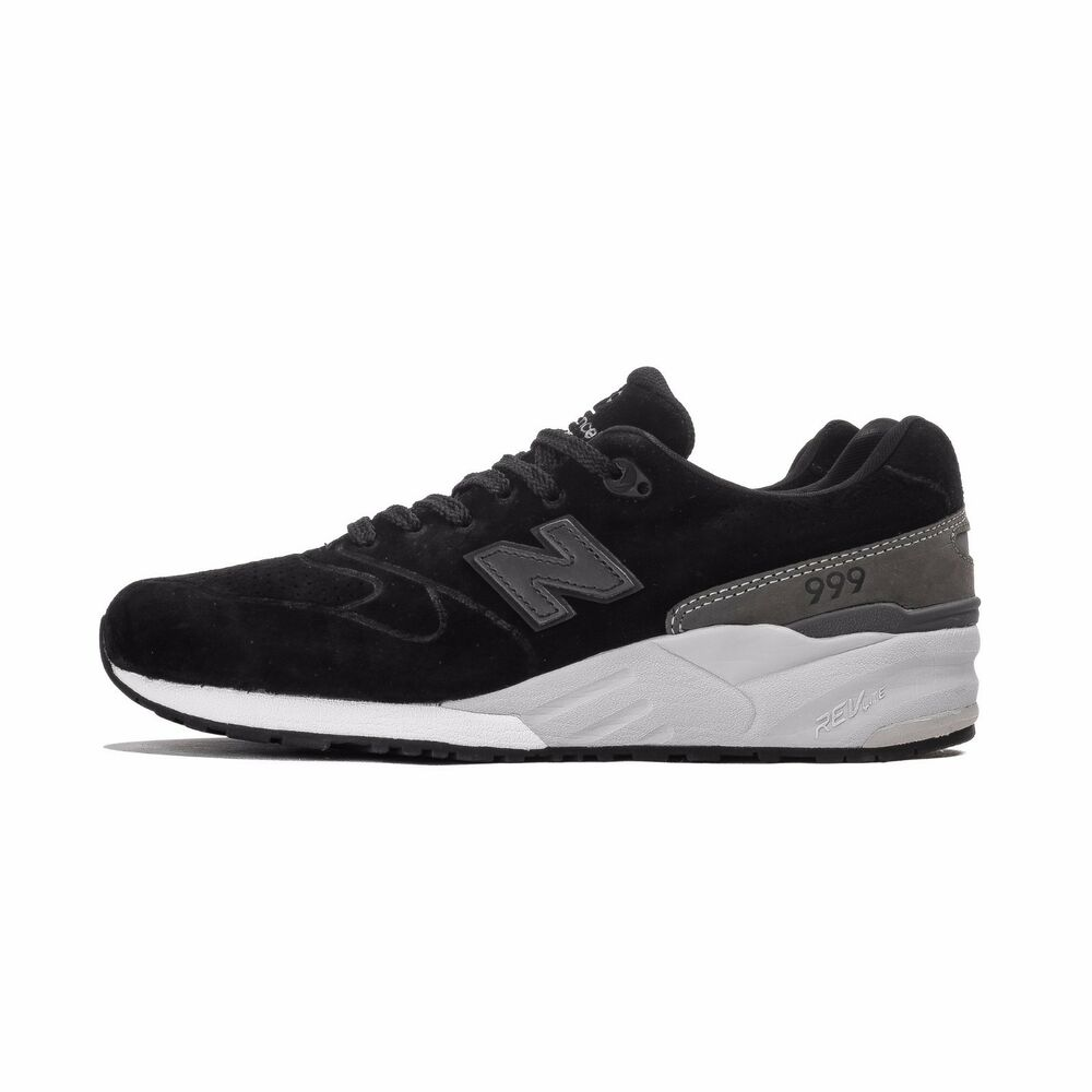 low priced 9e1e3 666f2 Details about  129 NIB Men s New Balance 999 Re-Engineered Suede MRL999BA  Shoes 311 999 Bk