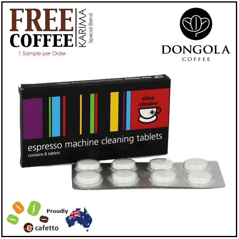 BREVILLE BEC250 Espresso Coffee Machine Cleaning Tablets ...