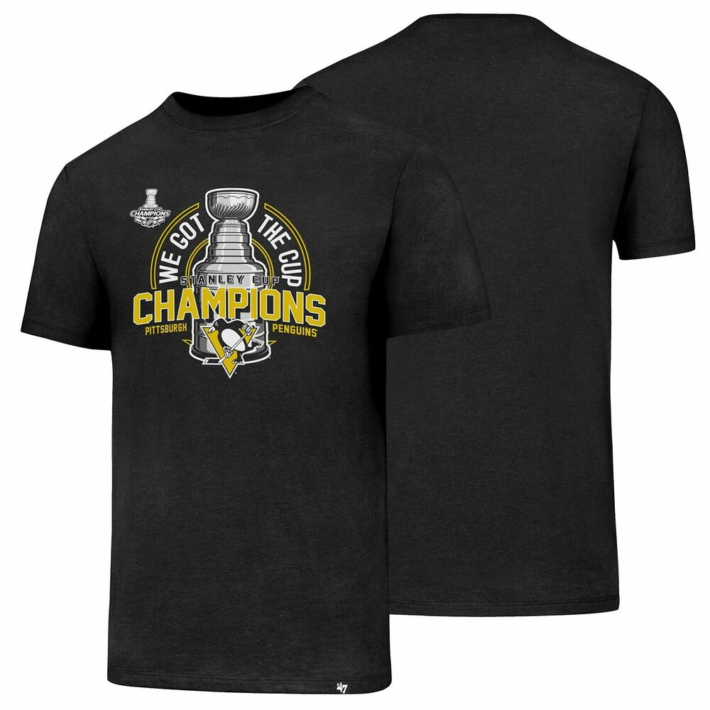 Pittsburgh Penguins 2017 Stanley Cup Champions We Got The