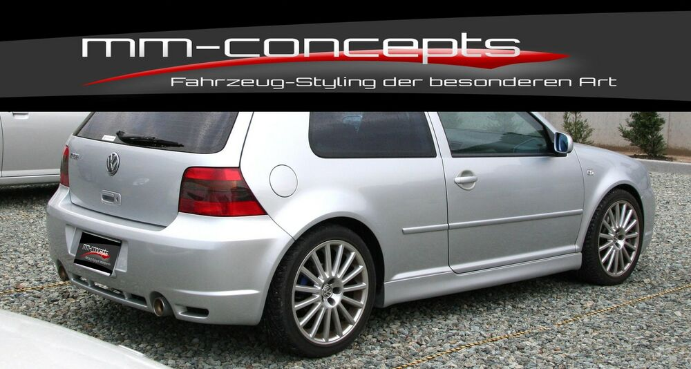 seitenschweller f r vw golf 4 iv r32 abs schweller gti gt. Black Bedroom Furniture Sets. Home Design Ideas