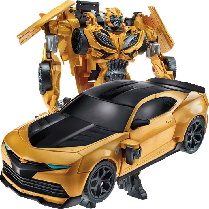 transformers 5 the last knight movie flip change bumblebee action figure new ebay. Black Bedroom Furniture Sets. Home Design Ideas