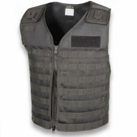 img-Protec Modular Molle Tactical Security MOD Vest Airsoft Paintball