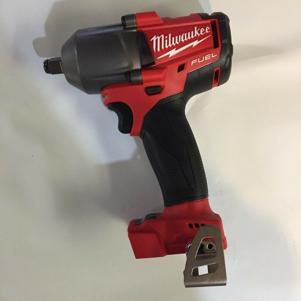 Details About Milwaukee 18 Volt 1 2 Fuel Mid Torque Impact Wrench W Ring Brand New 2861 20